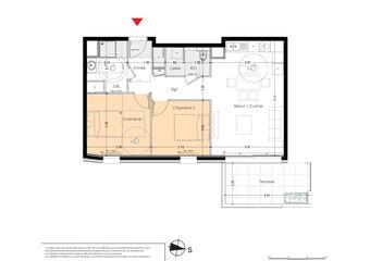Vente Appartement 3 pièces 60m² Albertville (73200) - Photo 1