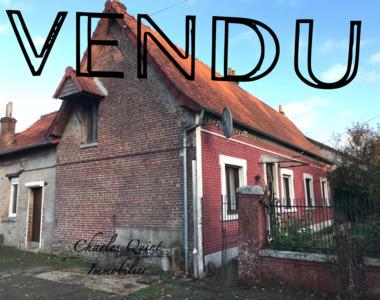 Vente Maison 7 pièces 113m² Hesdin (62140) - photo