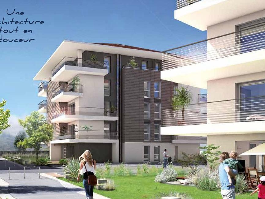 vente appartement 3 pi ces bonneville 74130 111085. Black Bedroom Furniture Sets. Home Design Ideas