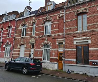 Vente Immeuble 8 pièces 100m² Douai (59500) - photo