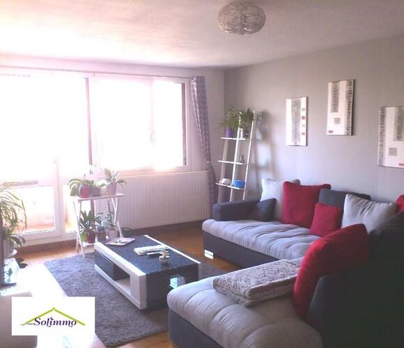 Vente Appartement 4 pièces 84m² Échirolles (38130) - photo