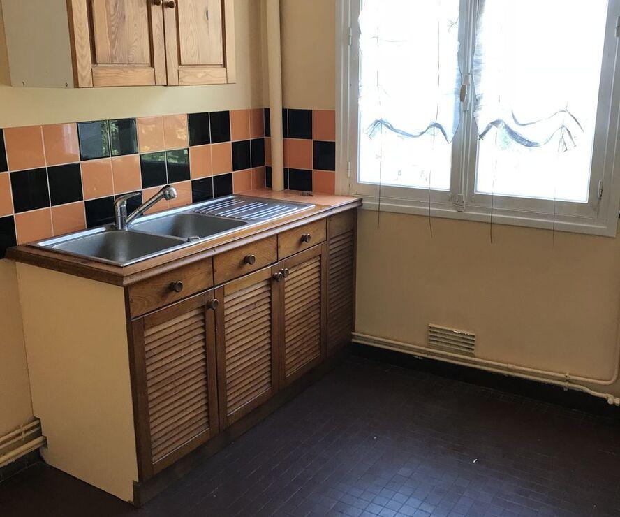 Vente Appartement 3 pièces 57m² Le Havre (76600) - photo