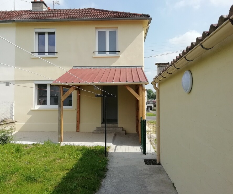 Location Maison 4 pièces 70m² Chauny (02300) - photo