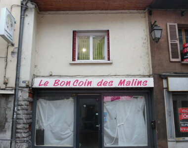 Location Local commercial 59m² Rumilly (74150) - photo