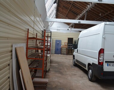 Vente Local industriel 730m² Mottier (38260) - photo