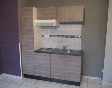 Renting Apartment 1 room 38m² Lure (70200) - photo
