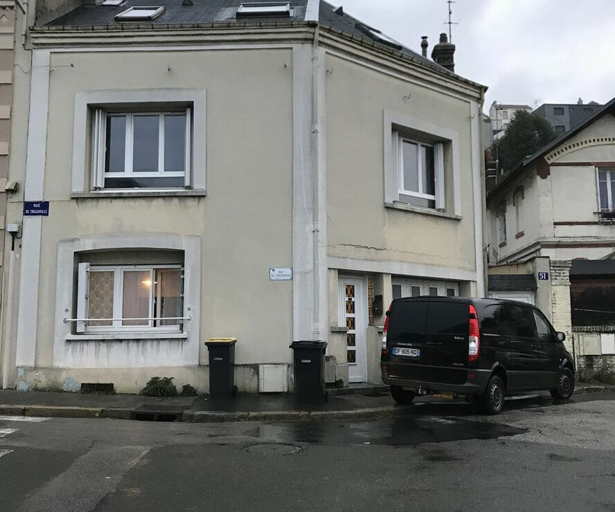 Vente Immeuble 170m² Le Havre (76600) - photo