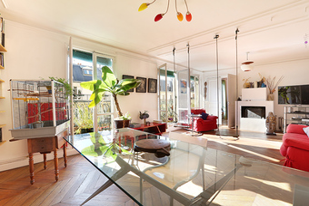 Vente Appartement 4 pièces 90m² Paris 06 (75006) - photo 2