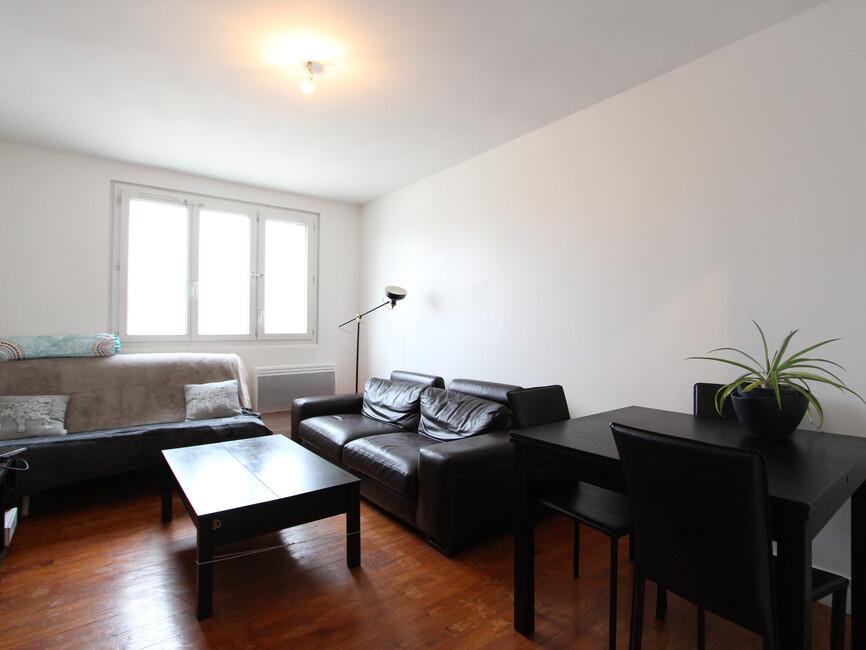 vente appartement 3 pi ces grenoble 38100 424426. Black Bedroom Furniture Sets. Home Design Ideas