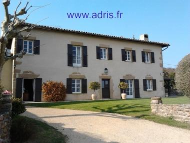 Vente Maison 9 pièces 260m² Saint-Donat-sur-l'Herbasse (26260) - photo
