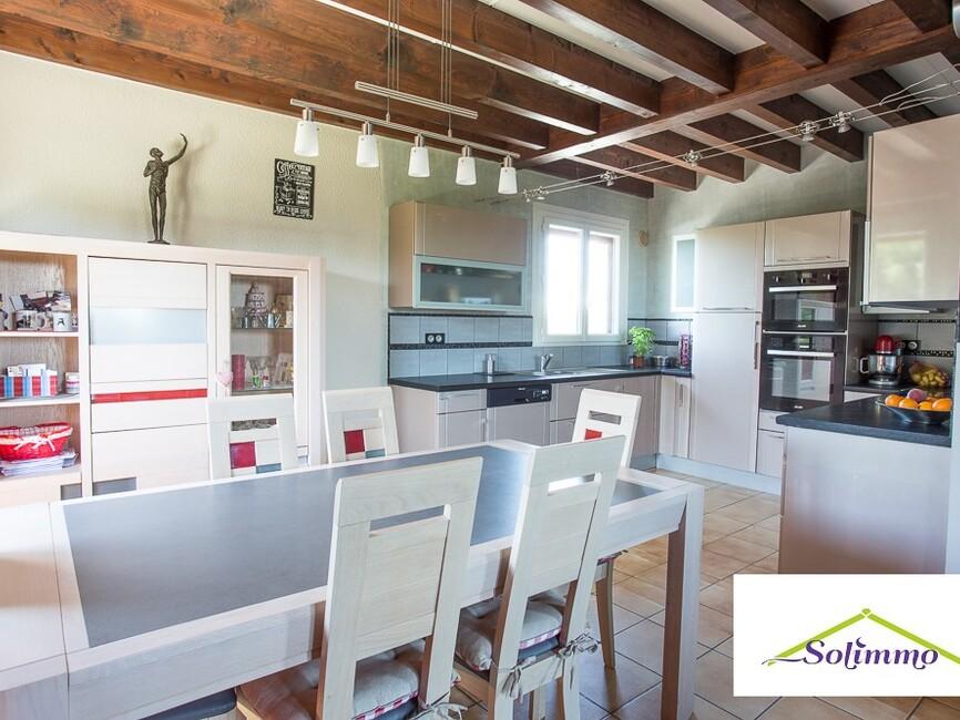 Vente Maison 8 pièces 164m² Panissage (38730) - photo