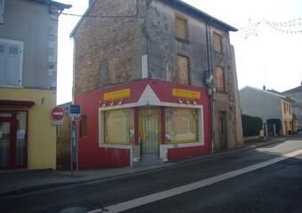 Vente Local commercial 140m² Saint-Jean-la-Bussière (69550)