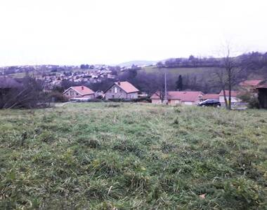 Vente Terrain 1 400m² Unieux (42240) - photo