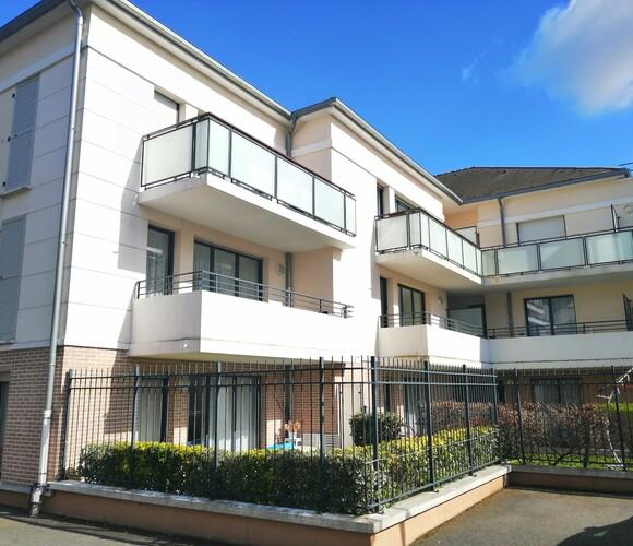 Vente Appartement 2 pièces 41m² Viarmes (95270) - photo