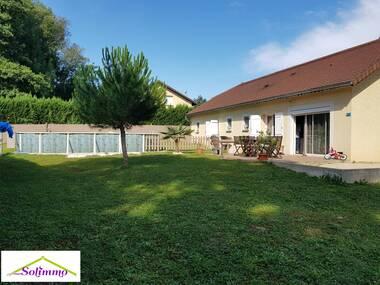 Vente Maison 5 pièces 125m² Morestel (38510) - photo