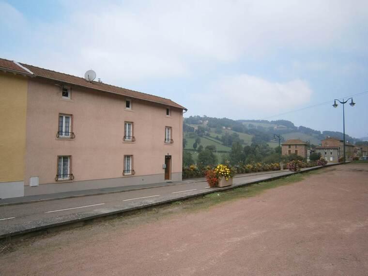 Vente Maison 4 pièces 75m² Bourg-de-Thizy (69240) - photo