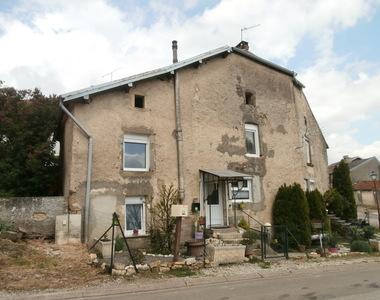 Vente Maison 4 pièces 150m² DAMPIERRE LES CONFLANS - photo