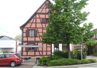 Vente Fonds de commerce 170m² Sausheim (68390) - Photo 1