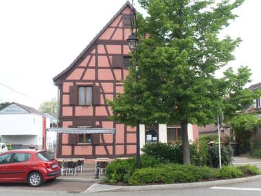Vente Bureaux 170m² Sausheim (68390) - photo