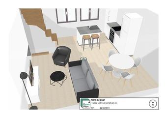 Location Maison 3 pièces 64m² Givry (71640) - Photo 1