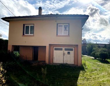 Vente Maison 5 pièces 85m² Beaurepaire (38270) - photo