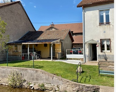 Sale House 5 rooms 110m² Froideconche (70300) - photo