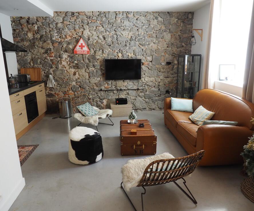 Vente Appartement 2 pièces 56m² Grenoble (38000) - photo