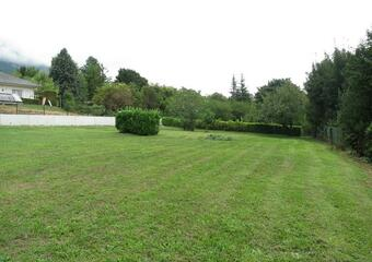 Vente Terrain 1 120m² Saint-Ismier (38330) - photo