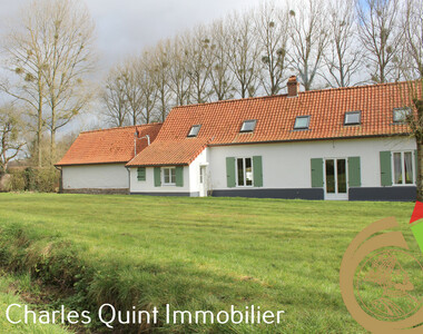 Sale House 6 rooms 120m² Montreuil (62170) - photo