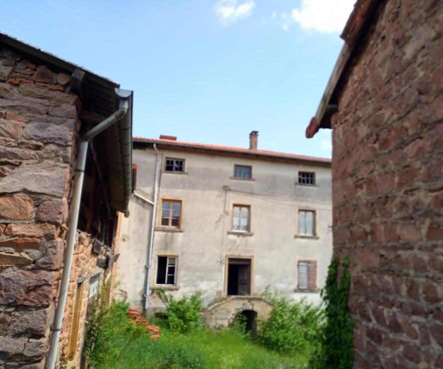 Vente Immeuble 1 000m² Cours-la-Ville (69470) - photo