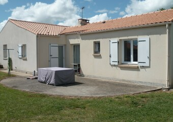 Sale House 6 rooms 111m² Cheix-en-Retz (44640) - photo