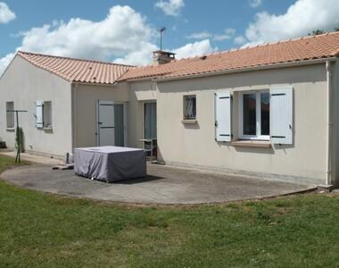 Sale House 6 rooms 111m² Cheix-en-Retz (44640) - photo