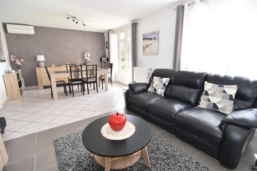 Vente Appartement 4 pièces 71m² Saint-Martin-d'Hères (38400) - photo