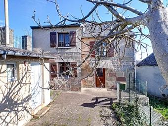 Vente Maison 3 pièces 45m² Larche (19600) - photo