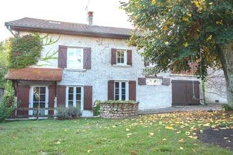 Vente Maison 5 pièces 118m² Saint-Victor-de-Cessieu (38110) - photo