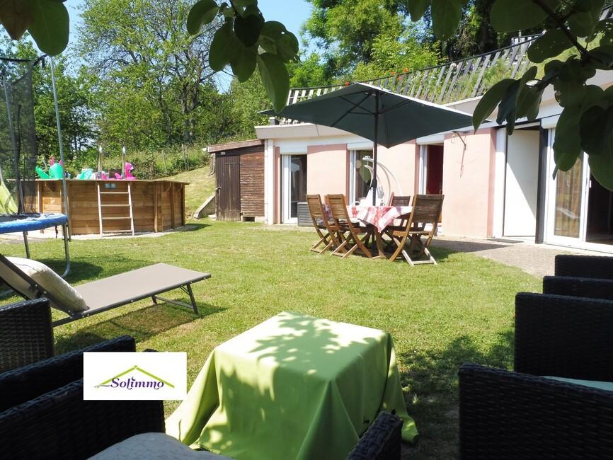 Vente Maison 4 pièces 91m² La Tour-du-Pin (38110) - photo