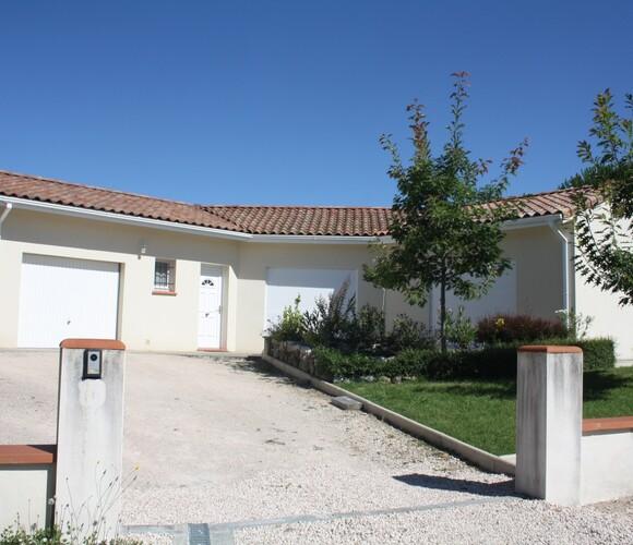 Vente Maison 3 pièces 92m² Lombez (32220) - photo