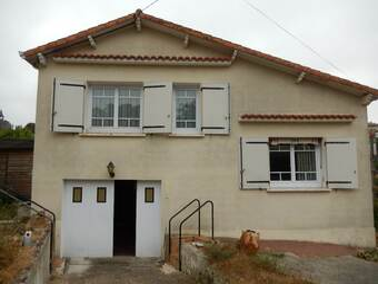 Vente Maison 4 pièces 80m² Parthenay (79200) - photo