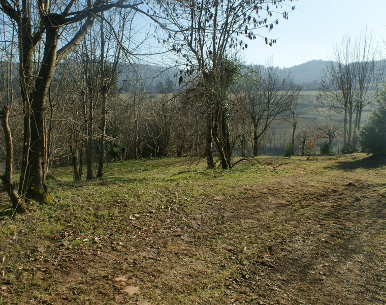 Vente Terrain 1 100m² Saint-Just-d'Avray (69870) - photo