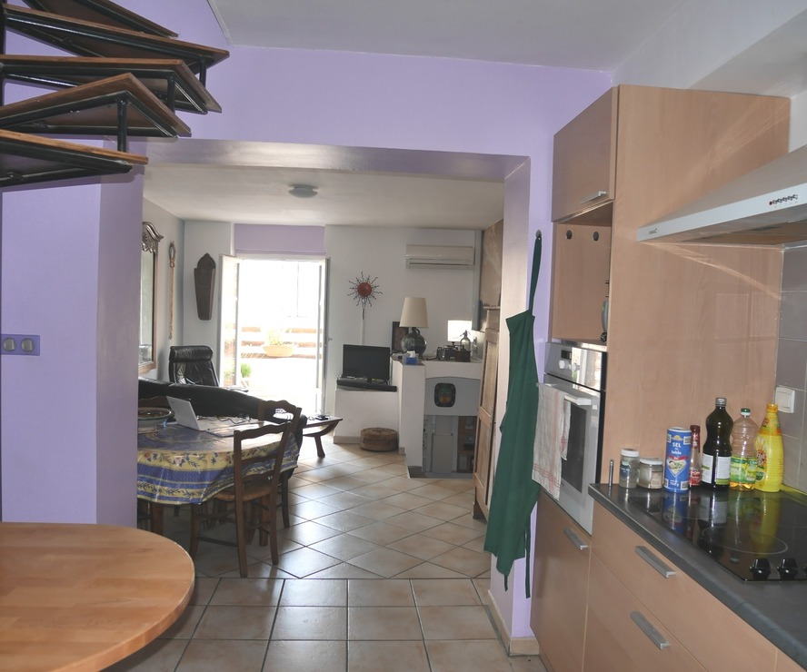 Vente Maison 3 pièces 90m² Saint-Hippolyte (66510) - photo