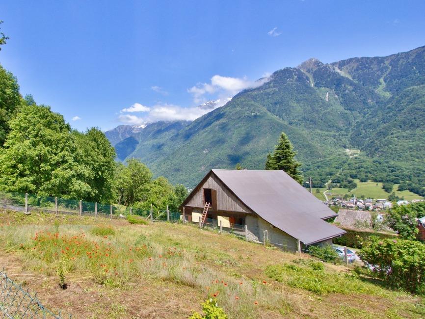 Vente Maison 4 pièces 95m² Saint-Rémy-de-Maurienne (73660) - photo