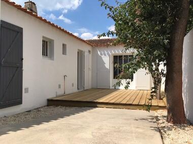 Vente Maison 3 pièces 76m² Nieul-sur-Mer (17137) - photo