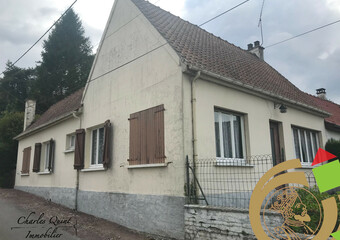 Sale House 6 rooms 75m² Beaurainville (62990) - photo