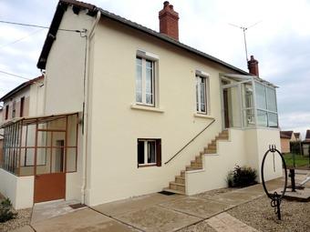 Vente Maison 4 pièces 87m² Saint-Rémy (71100) - Photo 1