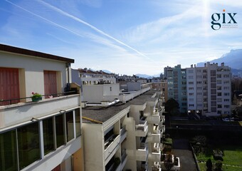 Vente Appartement 2 pièces 57m² Grenoble (38100) - Photo 1