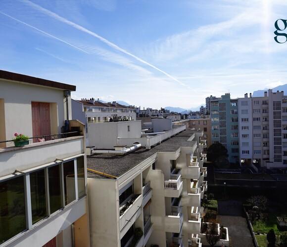 Vente Appartement 2 pièces 57m² Grenoble (38100) - photo