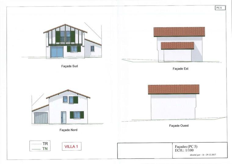 Vente Maison 4 pièces 90m² Urcuit (64990) - photo