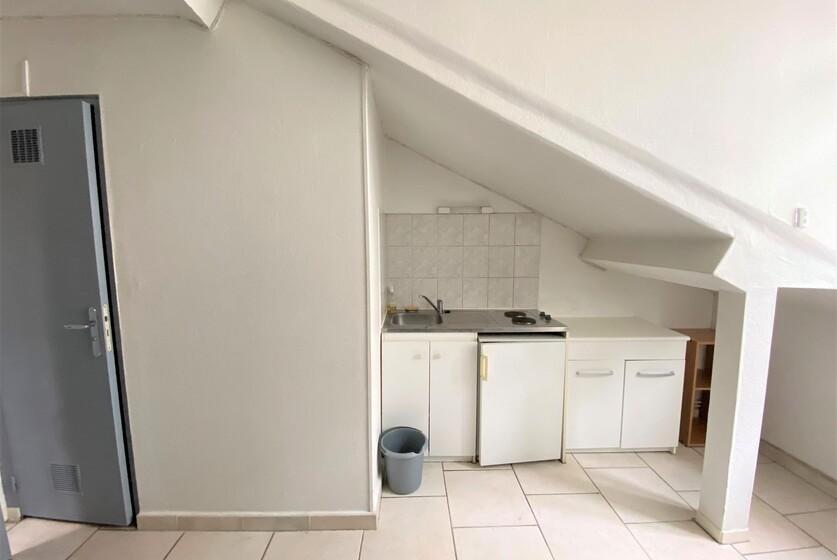 Vente Appartement 1 pièce 12m² Grenoble (38000) - photo