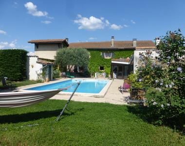 Vente Maison 8 pièces 236m² Lapeyrouse-Mornay (26210) - photo
