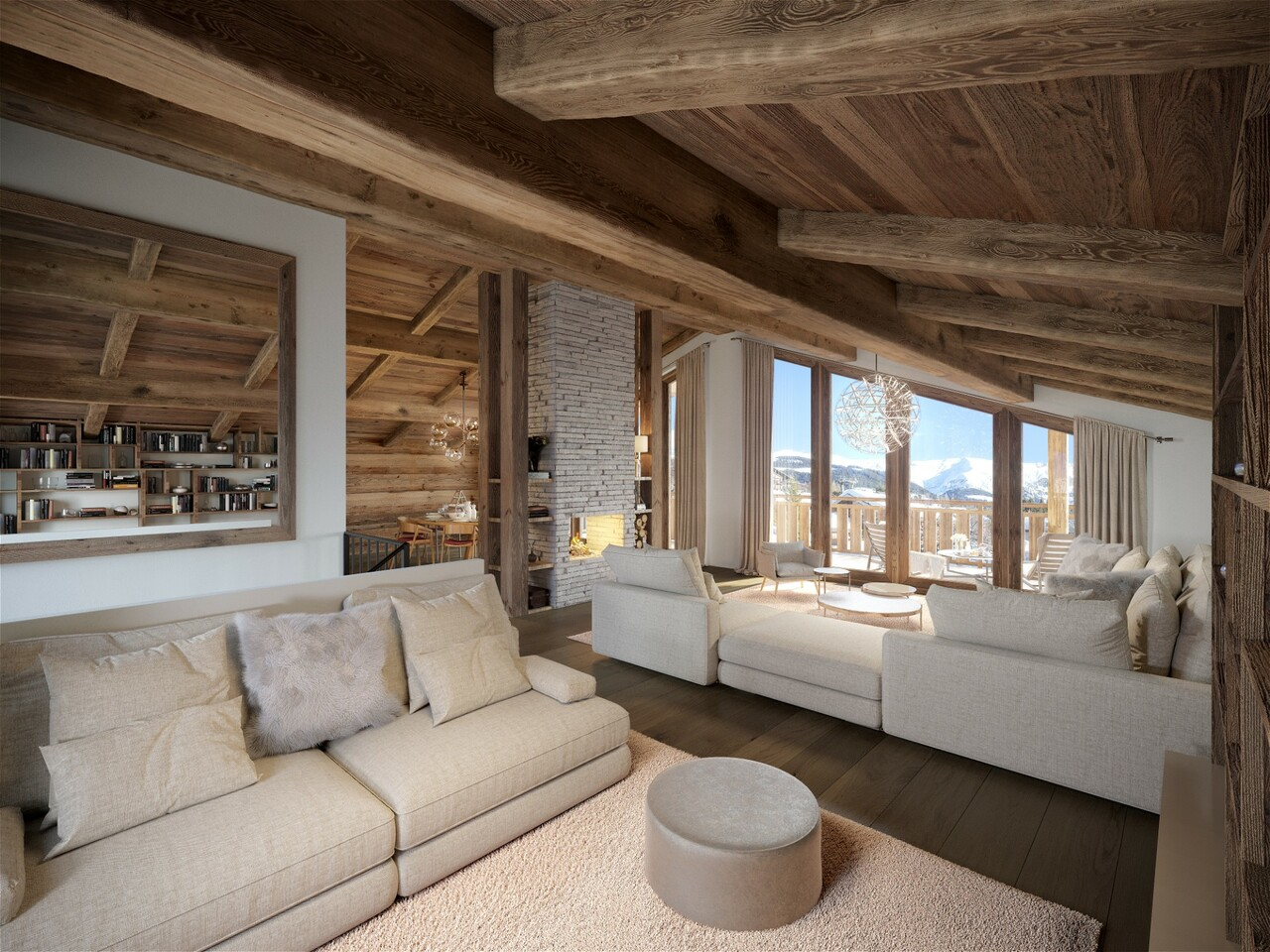 Photo of NEW CHALET WITH BEAUTIFUL VIEW